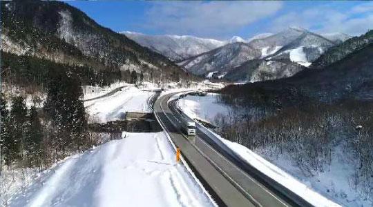 東北中央道 栗子トンネル